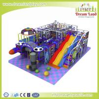 Buy cheap DL-200 Indoor playground from wholesalers