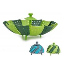 China Folding fruit basket, Plastic Steamer on sale