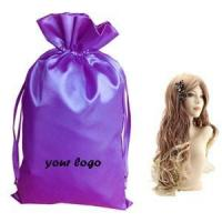 Quality Hot sale cheap satin hair bags with custom logo for sale