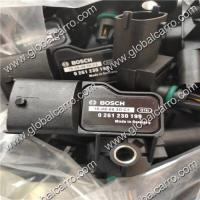 China 0261230199 Chery Geely Map Intake Pressure Sensor on sale