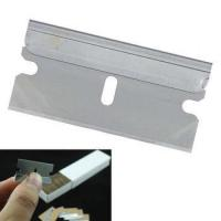 Quality China Wholesale Superior Durable Single Edge Razor Blade Carbon Steel Cutting Blade for sale