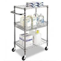 Buy cheap Wire kitchen cart saves storage space from wholesalers