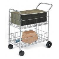 Buy cheap Carbon steel, stainless steel chrome welded mail cart from wholesalers