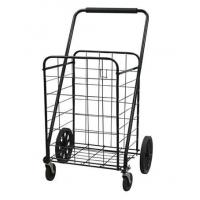 Buy cheap Carbon steel wire and aluminum tube colorful folding cart from wholesalers