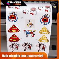 China Classic dark printable vinyl paper for plotter cutter on sale