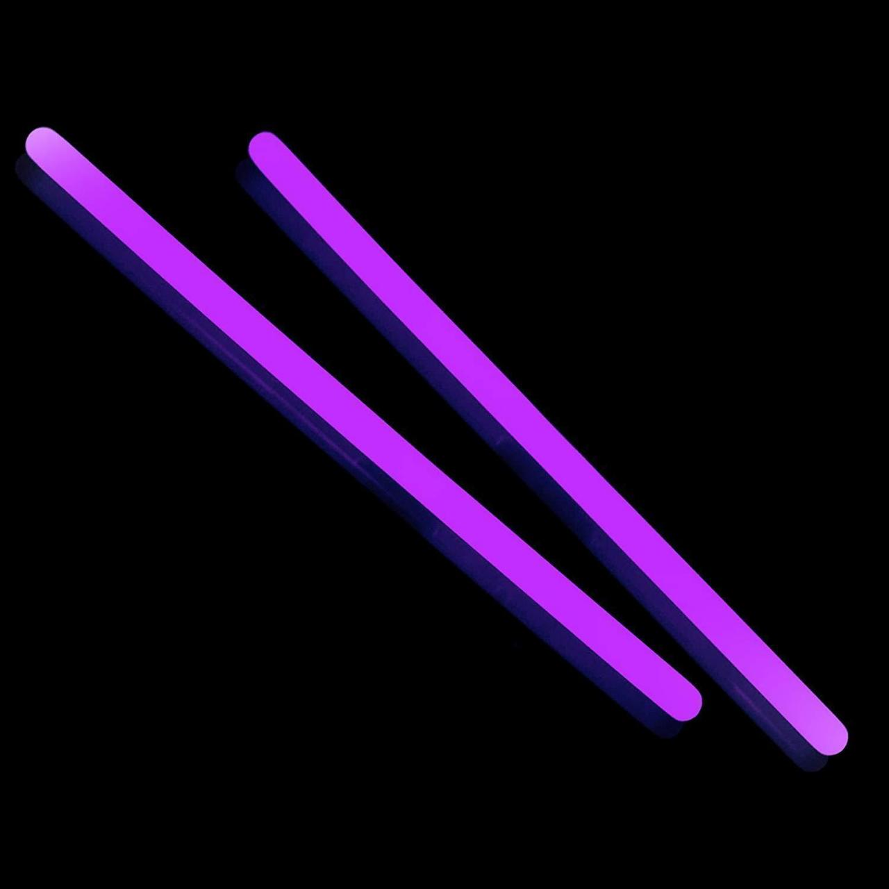 Quality 10 Inch Glow Sticks - Purple for sale
