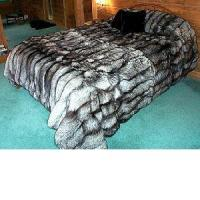 Fur Blankets And Bedspreads