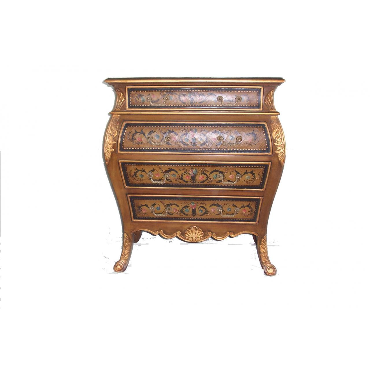 Vintage reproduction wood furniture