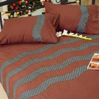 Buy cheap Cotton Bed Cover from Wholesalers