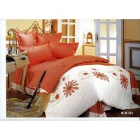 Buy cheap Embroider Cotton Bedsheet Sets from Wholesalers