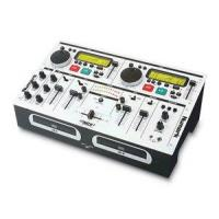 Quality Numark CD MIX-2 Mixer and CD Player for sale