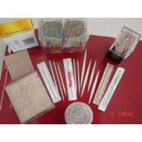 Buy cheap wooden toothpicks from Wholesalers