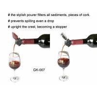 Buy cheap Wine Pourer & Stopper from Wholesalers
